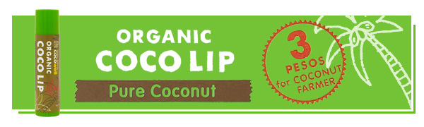 ORGANIC COCO LIP Pure Coconut